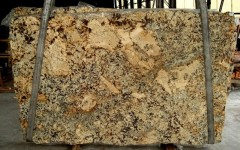 Golden Persa Block Slab